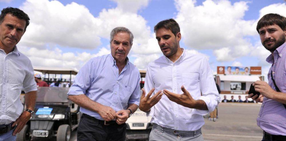 """Felipe Solá: """"Trabajo para acercar el campo al peronismo"""""""