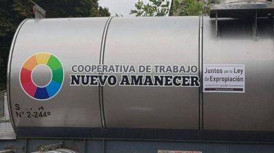 Nuevo Amanecer solicitó el apoyo del Concejo Deliberante para prorrogar la ley de expropiación