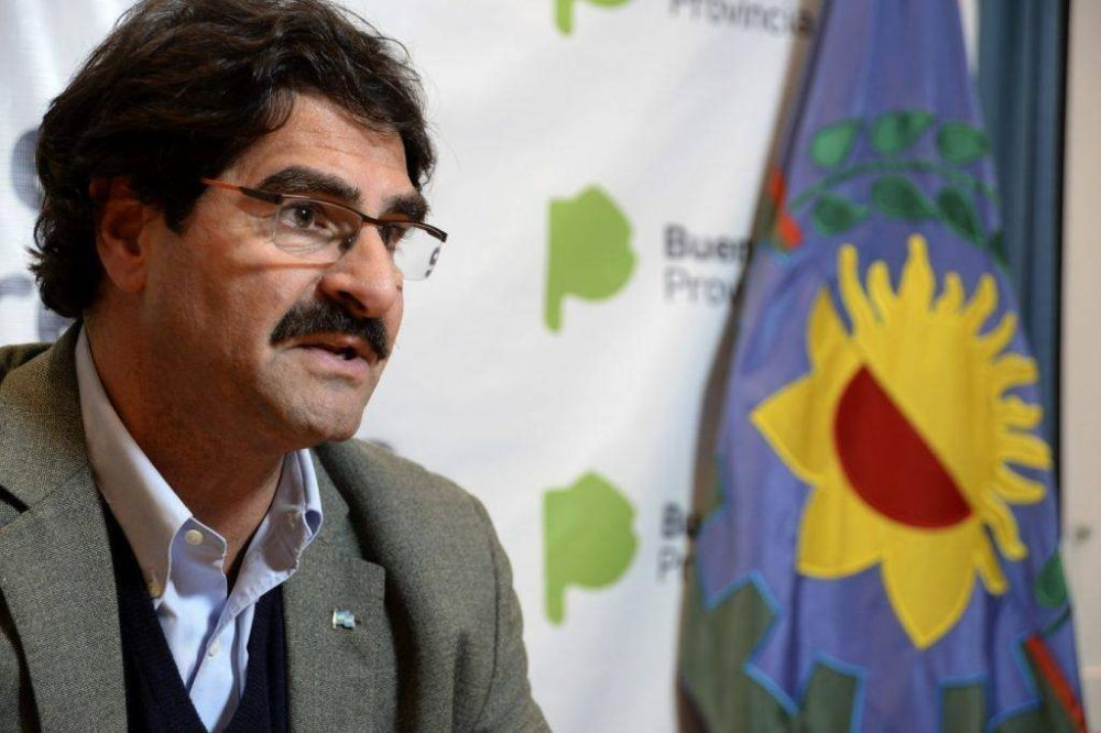 """Leonardo Sarquís: """"el movimiento de comercialización de Puerto Quequén se ha duplicado"""""""