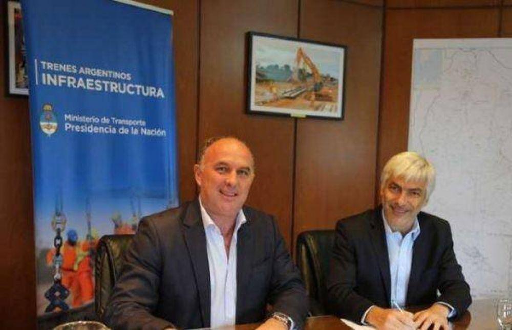 Tren Vaca Muerta – Bahía Blanca: avanza proyecto para potenciar capacidad del puerto