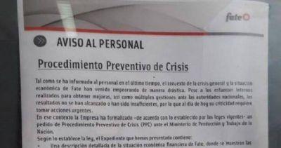 Sólo en febrero, 24 Pymes rosarinas pidieron procedimiento preventivo de crisis