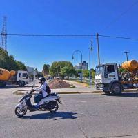 Cloacas en Roca: obras, olores nauseabundos y tránsito complicado