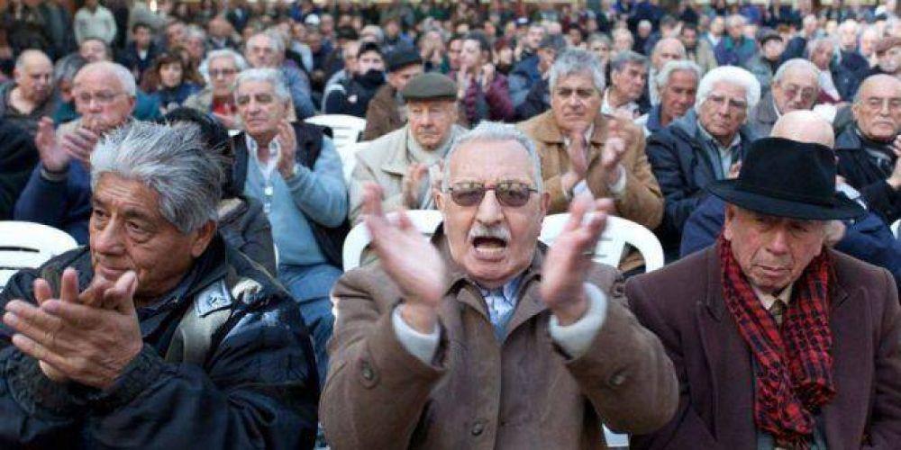 El sindicato de jubilados ya le puso fecha a su gran marcha por el brutal recorte salarial que hizo el Gobierno