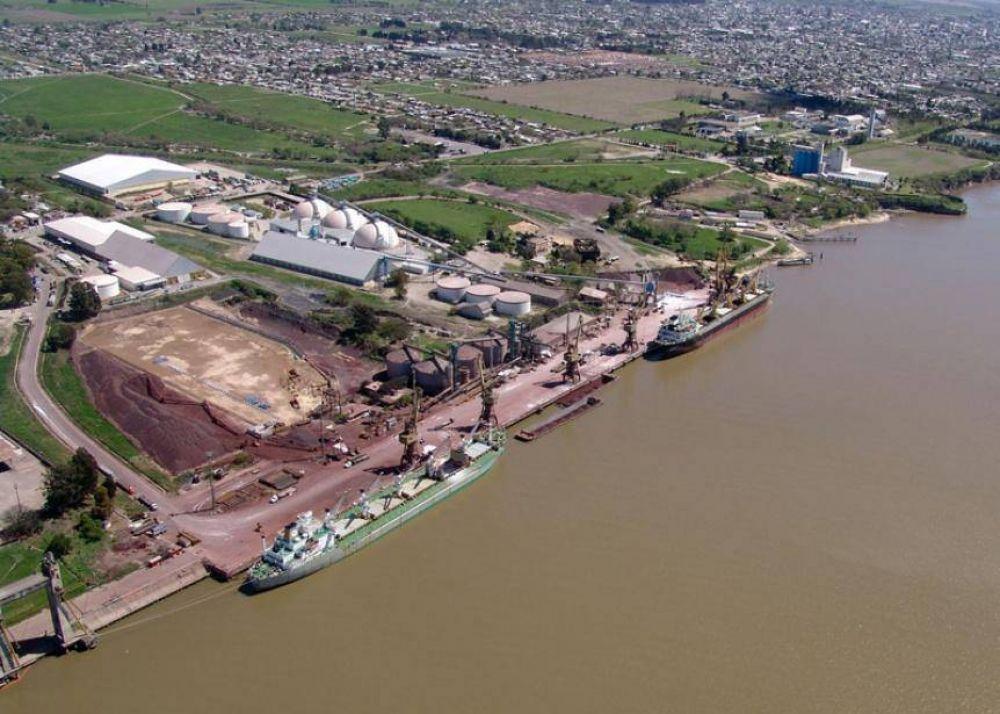 Otra privatización en los puertos, ahora le tocó a San Nicolás