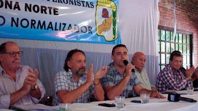 Emiliano Gallo, al frente de las 62 organizaciones