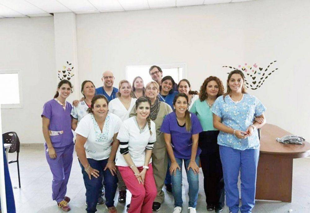 El hospital Eva Perón realizó una campaña masiva de atenciones