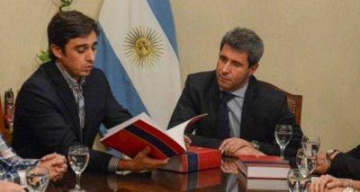 Sergio Uñac y Baistrocchi asistieron al Encuentro de Jóvenes Empresarios