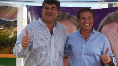 Ni mujer ni cornejista: Abed será el vice de Suárez