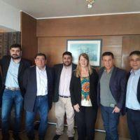 La dirigente Margarita Stolbizer brindó su respaldo al gobernador Sergio Casas