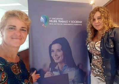 Mujeres de SITOS participaron del encuentro de la Federación que se llevó a cabo en Córdoba