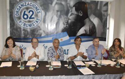 Las 62 Organizaciones Peronistas volvieron para quedarse junto a los trabajadores marplatenses