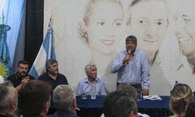 """Pablo Moyano: """"Por más aprietes que intenten, no vamos a firmar ninguna reforma"""""""