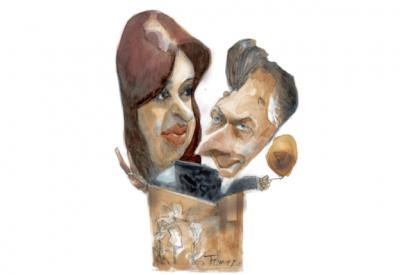 Mauricio Macri y los radicales