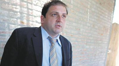 Se hunde otro fiscal amigo de D'Alessio