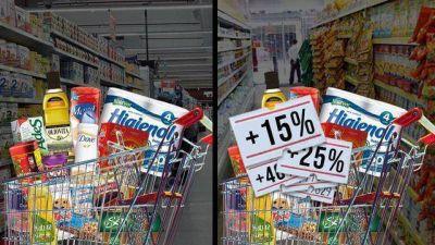 Buscan congelar los servicios públicos a partir de mayo para bajar la inflación