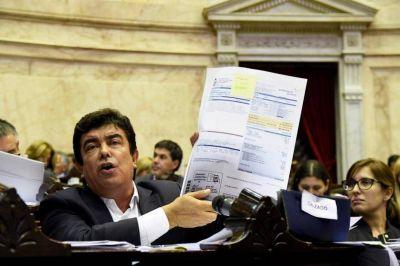 Reclamo peronista: emergencia tarifaria y precios de los servicios públicos a 2018