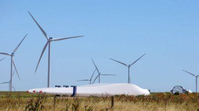 El miércoles quedará inaugurado el segundo parque eólico de Bahía