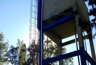 La planta potabilizadora de Fraga está en su última fase