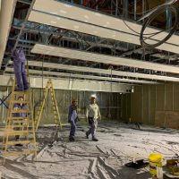 Avanzan las obras en el aeropuerto y antes de fin de año ya lucirá renovado