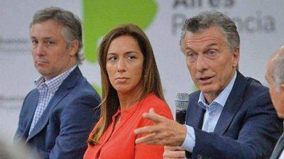 La tracción hacia abajo de la imagen de Macri preocupa en la Provincia