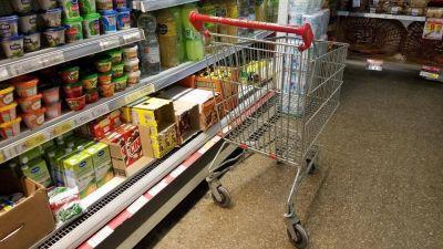La canasta de alimentos subió 3,6 por ciento en 15 días