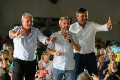 Logra Frigerio la unidad de Cambiemos en Entre Ríos y les marca la cancha a las demás provincias