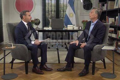 Mauricio Macri admitió que su padre cometió un delito en el kirchnerismo