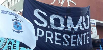 Final para el conflicto naviero: los marítimos del SOMU acordaron su paritaria