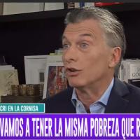 Las frases de Mauricio Macri