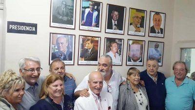 El Partido Justicialista de General Pueyrredón homenajeó a sus ex presidentes