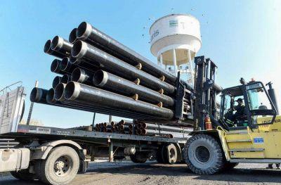 A mitad de año finalizarían las obras del Gasoducto