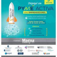 Se pone en marcha la 3° edición Pyme Activa