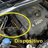 Se presentó un invento argentino para reducir el consumo de combustible en los automóviles