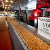 Paro de la UTA afectará el servicio de micros de media y corta distancia en el interior del país