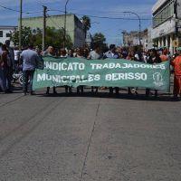 Después de 30 años discuten la conducción del gremio de los municipales de Berisso