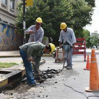 Por obras hídricas desvían el tránsito en la zona de 14 y 66