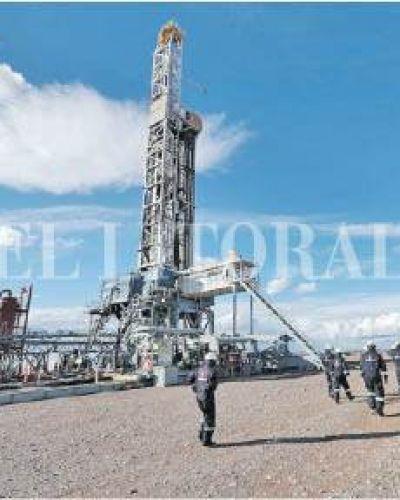 Sube la producción de petróleo y gas en el país