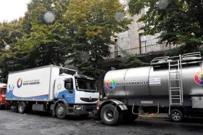 Alerta en la industria láctea por falta de materia prima