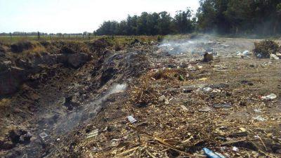 La Municipalidad y la 9 de Julio deberán recuperar una cava que se rellenó con residuos