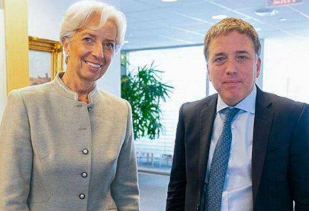 El FMI aprobó el desembolso pero pide más ajuste