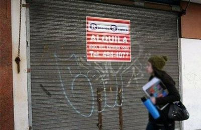 Comercios: siguen bajando persianas en nuestra ciudad