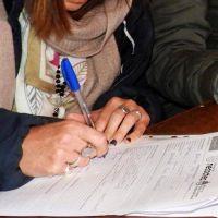 Inclusión laboral: Ocho beneficiarios del programa Promover ya entrenan en el municipio