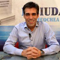 """López: """"Creo que la gestión viene siendo muy sólida"""""""