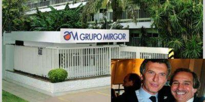 Mirgor, la firma que fundó Mauricio Macri, comunicó que despedirá trabajadores