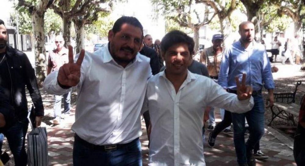 Unidad lejana, se viene la PASO: dirigente K le camina el distrito a intendente PJ