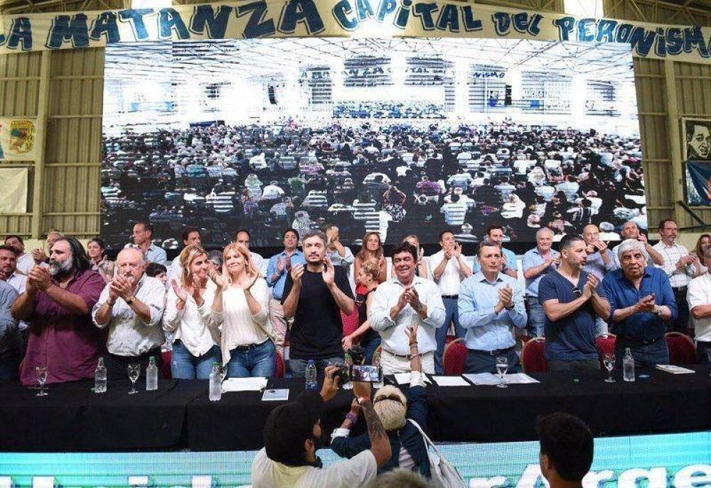 El peronismo bonaerense se reunirá este martes en La Plata