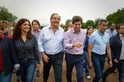 """Obras públicas: la provincia cuestionó la """"falta de financiamiento nacional"""""""
