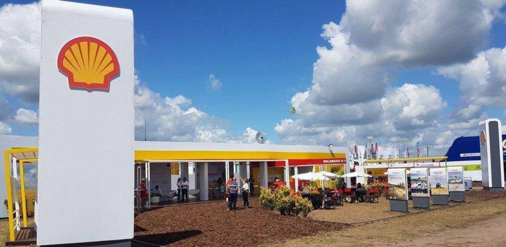 Raízen Argentina estuvo presente en Expoagro con sus productos Shell