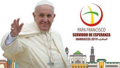 Iglesia Marruecos: Papa favorecerá puente con islam y auxilio a emigrantes