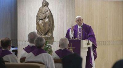 Papa Francisco anima a perdonar durante esta Cuaresma